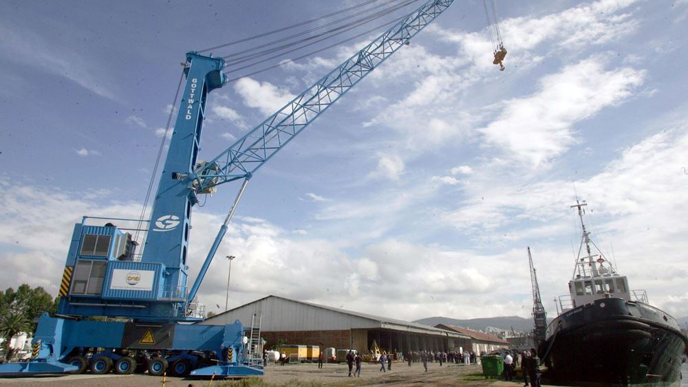 Επισκευαστική ζώνη για σκάφη του Λιμενικού Σώματος ιδρύεται στις εγκαταστάσεις του ΟΛΘ