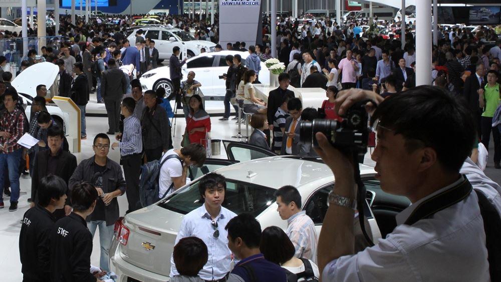 Κίνα: Αναβάλλεται το σαλόνι αυτοκινήτου του Πεκίνου ελέω κοροναϊού