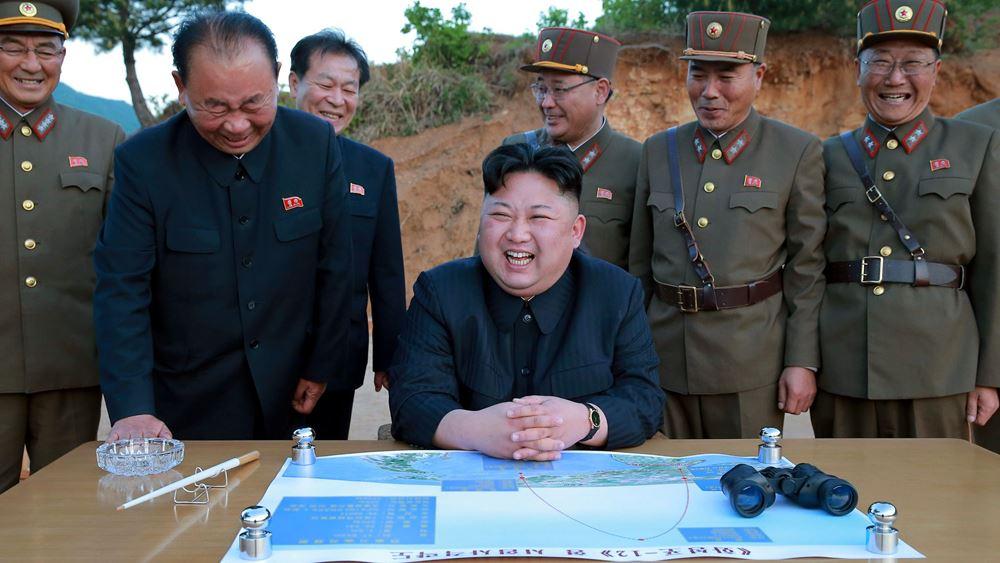 Β. Κορέα: Ενίσχυση ενότητας και συνεργασίας ζητά ο Κιμ Γιονγκ Ουν από τον Σι Τζινπίνγκ