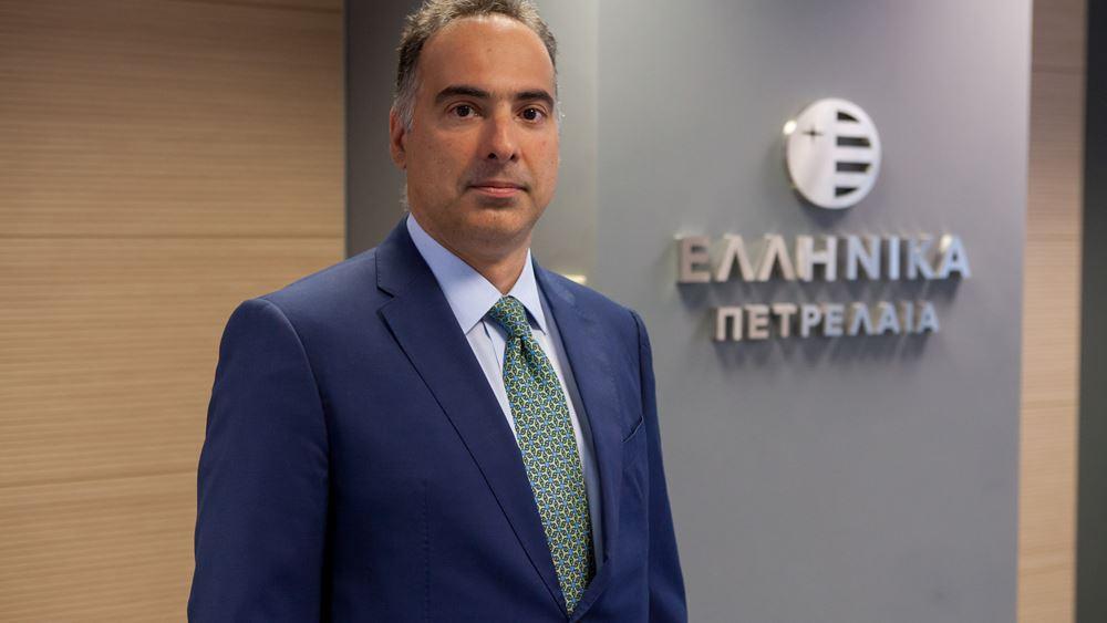 Γ. Αλεξόπουλος: Ο Όμιλος Ελληνικά Πετρέλαια μετασχηματίζεται