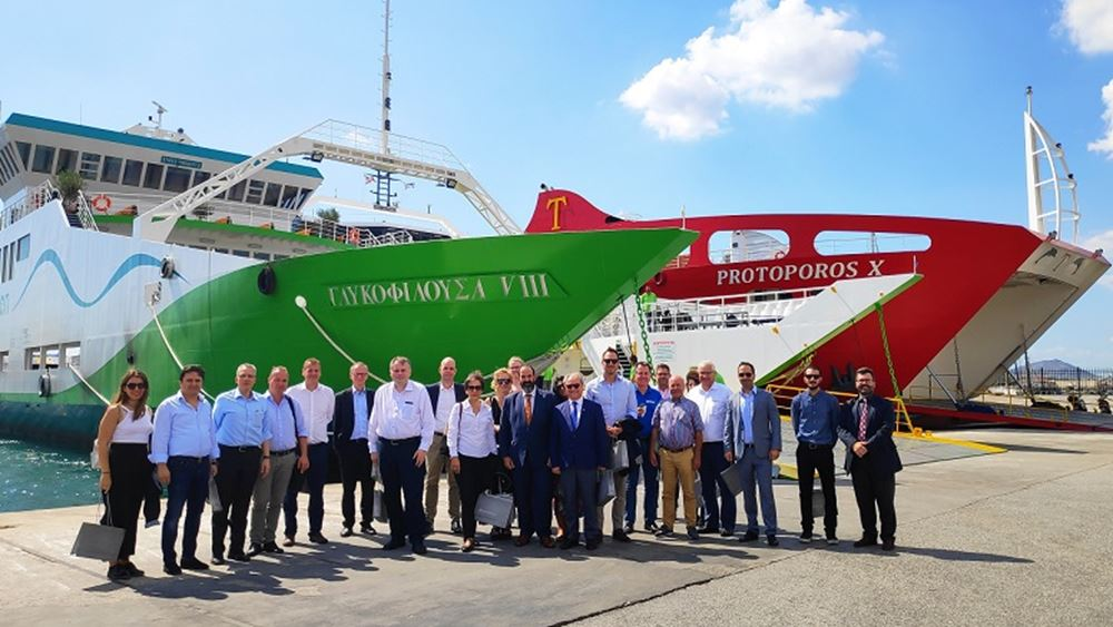 Ελληνογερμανικό: 80 B2B συναντήσεις με 14 γερμανικές εταιρείες της ναυτιλιακής αγοράς