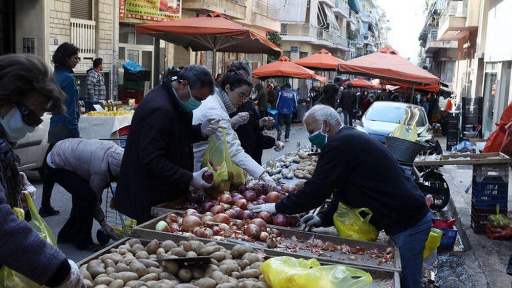 ΠΟΣΠΛΑ: Το σ/ν για τις λαϊκές αγορές εκσυγχρονίζει το θεσμό και βάζει τέλος στις στρεβλώσεις