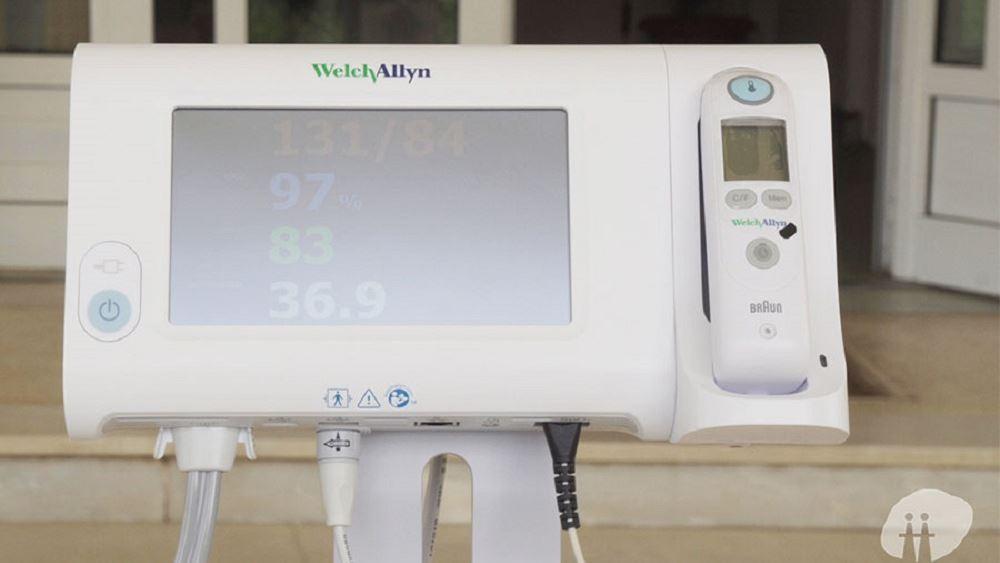 """""""Δίκτυο Κοινωνικής Αλληλεγγύης & Αρωγής"""": Δωρεά Ιατρικού εξοπλισμού στο Γενικό Νοσοκομείο Κιλκίς"""