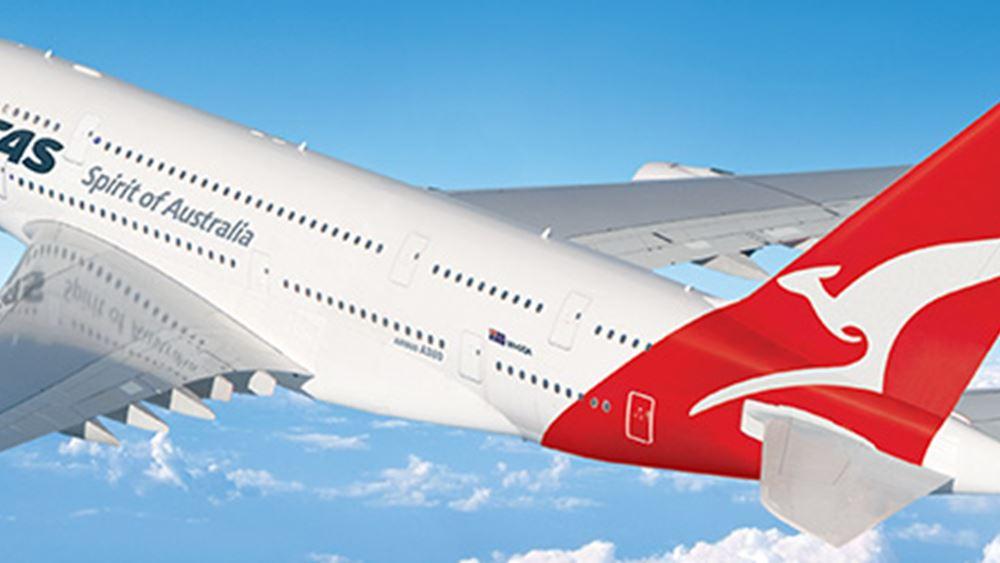 Η Qantas Airways θα περικόψει τουλάχιστον 6.000 θέσεις εργασίας