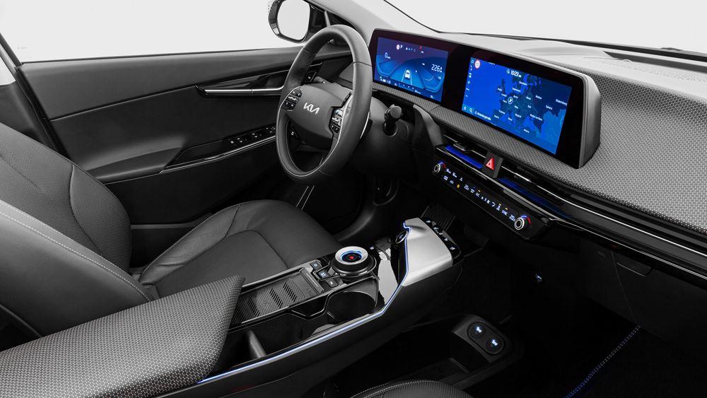 Kia EV6: Ολιστική εμπειρία χρήσης σε κάθε μετακίνηση