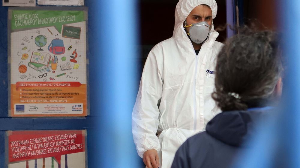 Greece shuts down all schools as preventative coronavirus measure, Health Minister says