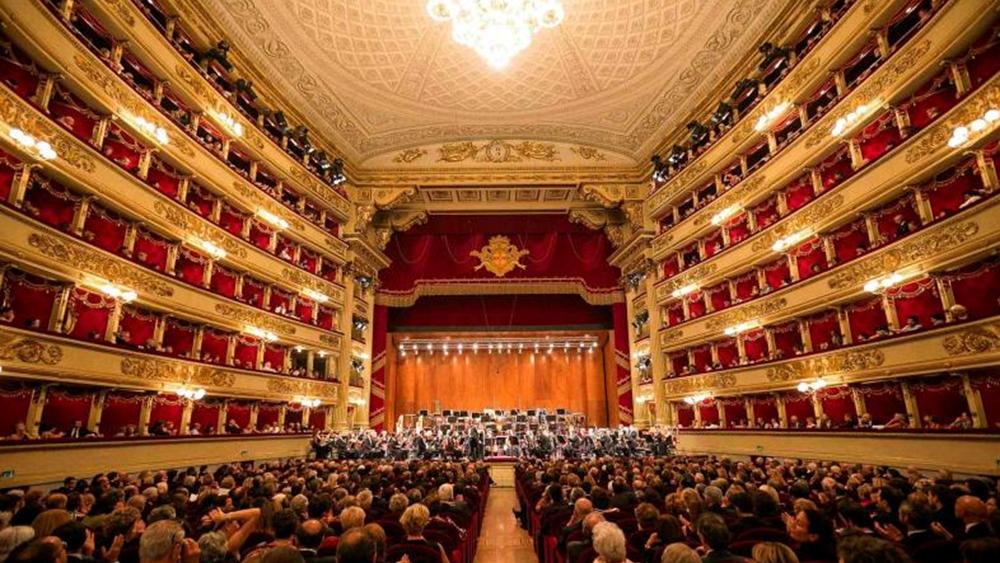 Ιταλία: Ξεκινά στις 4 Σεπτεμβρίου η σεζόν στη Σκάλα του Μιλάνου