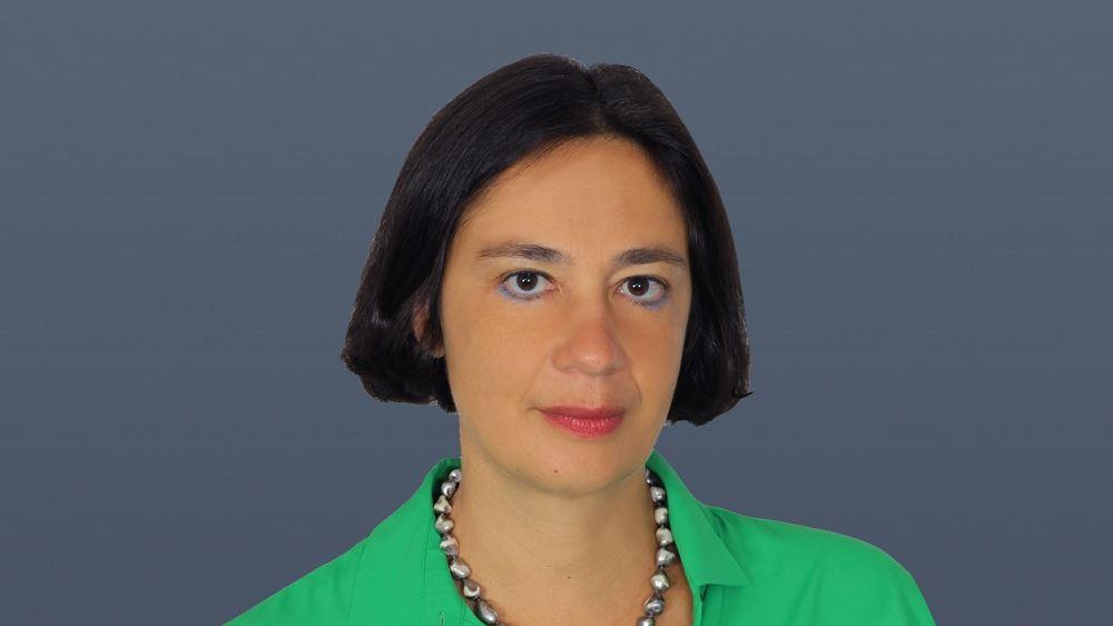 Κατερίνα Σάρδη, Διευθύνουσα Σύμβουλος και Country Manager της Energean στην Ελλάδα
