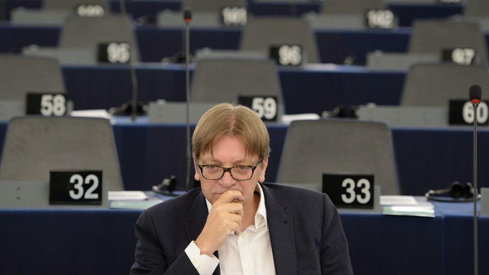 Φέρχοφστατ: Το Brexit είναι μια τραγωδία για την Ευρώπη, αλλά την έχει ενώσει