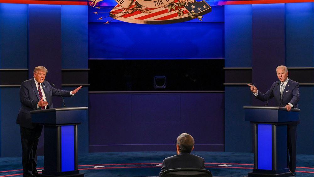 Τραμπ και Μπάιντεν μεταβαίνουν στην Πενσιλβάνια και τη Φλόριντα αντίστοιχα
