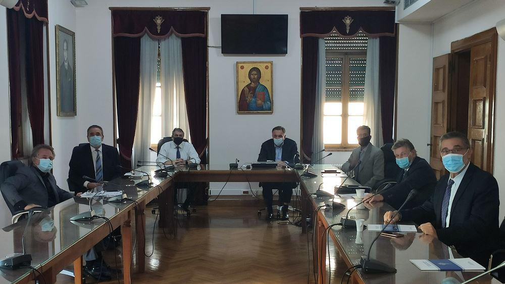 Σε σύσκεψη στο Ε.Β.Ε.Π. τέθηκε το πλαίσιο δράσης του Κέντρου Αριστείας στη Ναυτιλία