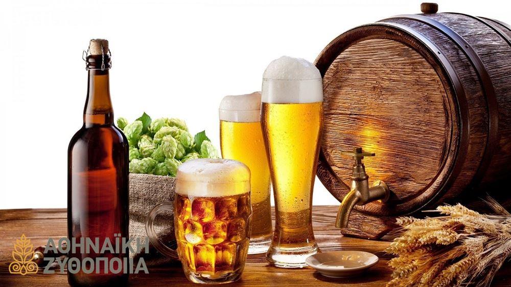 """Ένας στους δύο Έλληνες προτιμά τα """"ελληνόφωνα"""" σήματα μπύρας"""