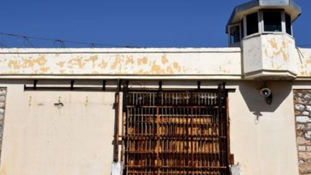 Τρεις κρατούμενοι τραυματίες σε σύρραξη στη Φυλακή Χανίων