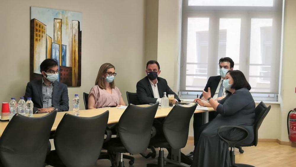 Κυρ. Πιερρακάκης: Ορατό το αποτύπωμα της δουλειάς της ΗΔΙΚΑ από όλους τους πολίτες
