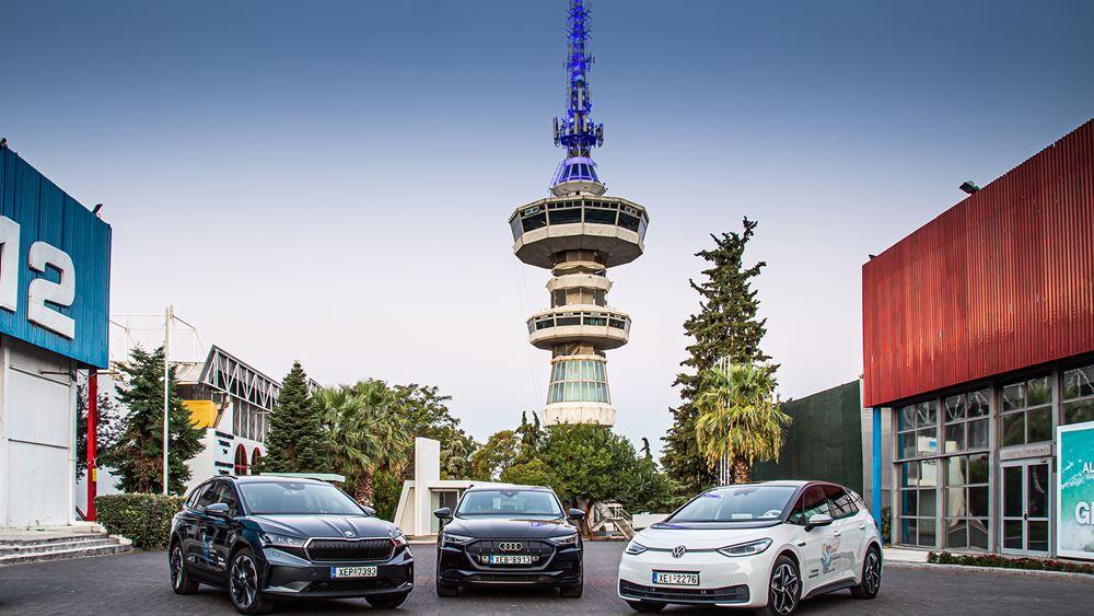 Kosmocar: Το ηλεκτρικό μέλλον της αυτοκίνησης στη ΔΕΘ