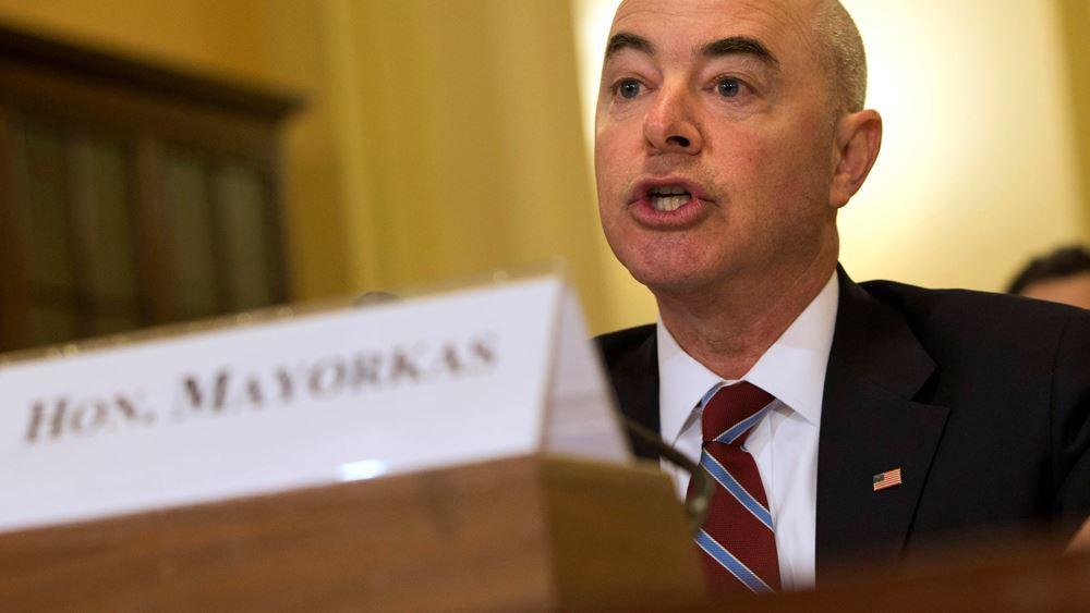 ΗΠΑ: Νέος υπουργός Εσωτερικών αναλαμβάνει ο Αλεχάντρο Μαγιόρκας