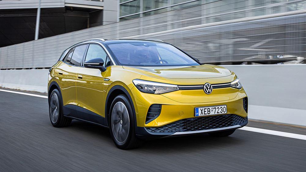 Κορυφαία ασφάλεια 5 αστέρων για το Volkswagen ID.4