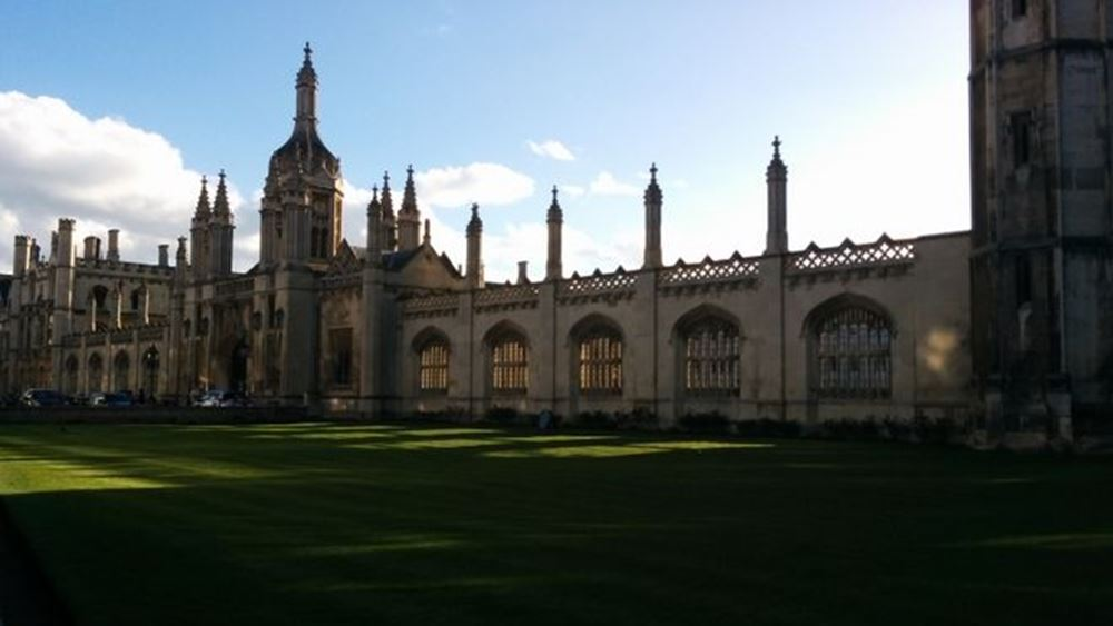 Βρετανία: Μόνο διαδικτυακά τα μαθήματα στο πανεπιστήμιο Κέμπριζτ