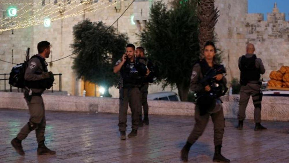 Ισραήλ: Ακόμη μια νύχτα έντασης στην Ανατολική Ιερουσαλήμ