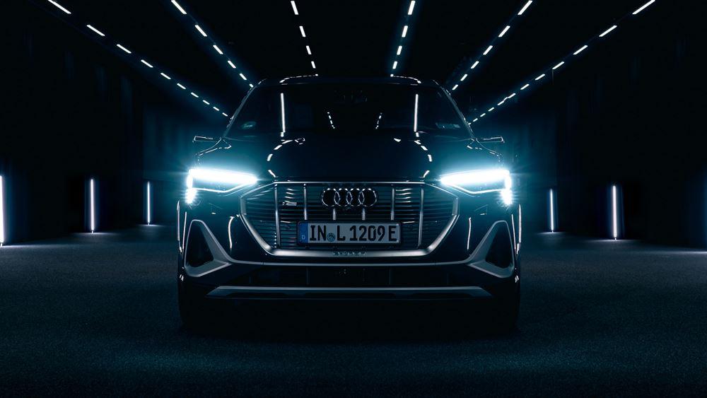 Προηγμένες τεχνολογίες φωτισμού από την Audi
