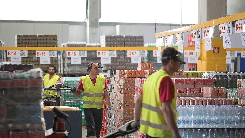 Η Coca-Cola Τρία Έψιλον πρωτοπορεί με τη χρήση Augmented Reality στη διαχείριση αποθήκης