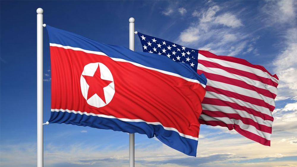 ΗΠΑ: Δεν αποκλείουν προσέγγιση με Βόρεια Κορέα αν οδηγήσει σε αποπυρηνικοποίηση