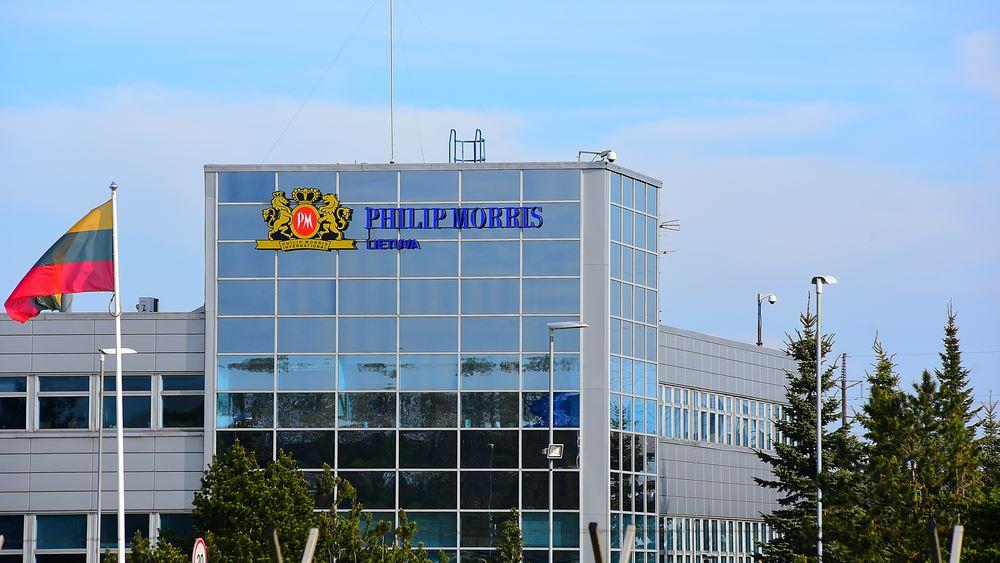 Philip Morris: Αυξήθηκαν τα κέρδη σε σχέση με το προηγούμενο έτος