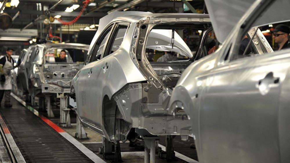 """ifo: """"Βαρίδι"""" για τη γερμανική οικονομία η αυτοκινητοβιομηχανία το 2019"""