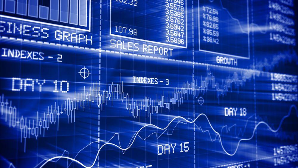 Εύθραυστη άνοδος με ισχυρό τζίρο στο Χρηματιστήριο