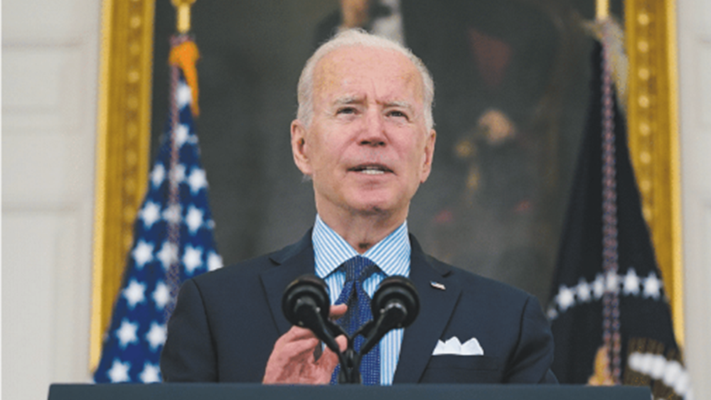 Μπάιντεν: Θα συμμετάσχει σε σύνοδο κορυφής ανατολικοευρωπαϊκών χωρών μελών του ΝΑΤΟ επικεντρωμένη στην Ουκρανία