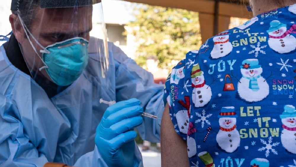 ΗΠΑ εμβολιο κορονοιος μεταλαξη Δελτα