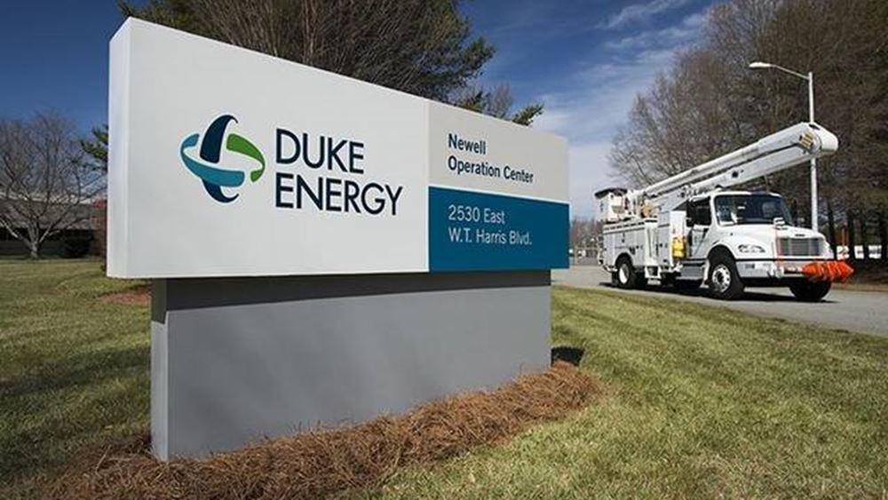Duke Energy: Χαμηλότερα των εκτιμήσεων κέρδη και έσοδα