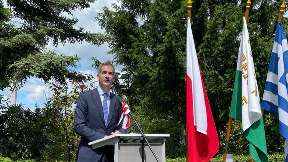 """Ελβετία: Το όνομα """"Ιωάννης Καποδίστριας"""" δόθηκε σε πάρκο της Λωζάνης"""