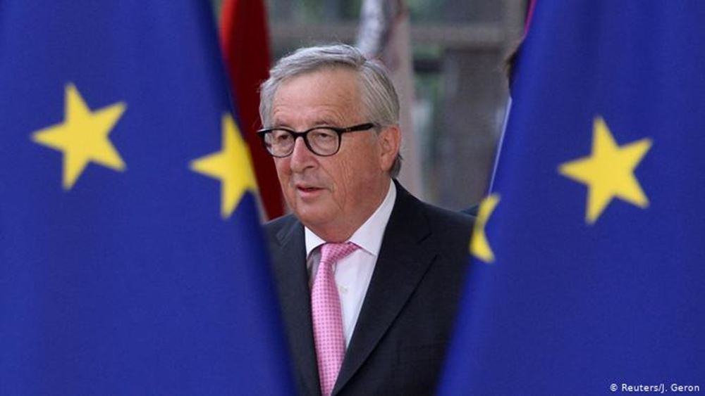 """Γιούνκερ: """"Υπαρκτός ο κίνδυνος σκληρού Brexit"""""""