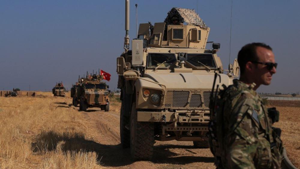 Τουρκία: Η κατάπαυση του πυρός στη βόρεια Συρία λήγει αύριο Τρίτη στις 10 το βράδυ