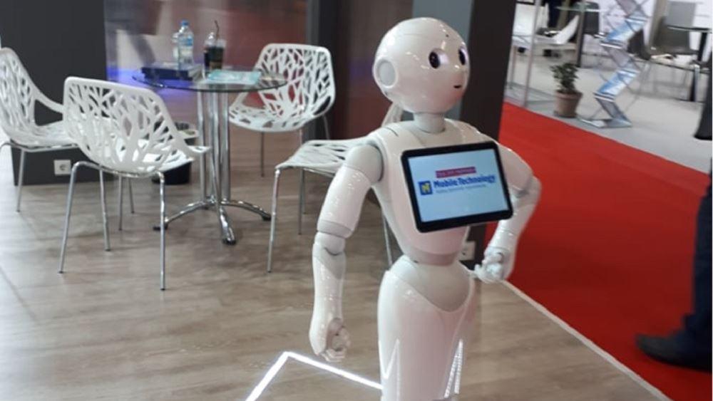 Έμφαση στη ρομποτική δίνει η Mobile Technology εν μέσω της πανδημίας του κορονοϊού