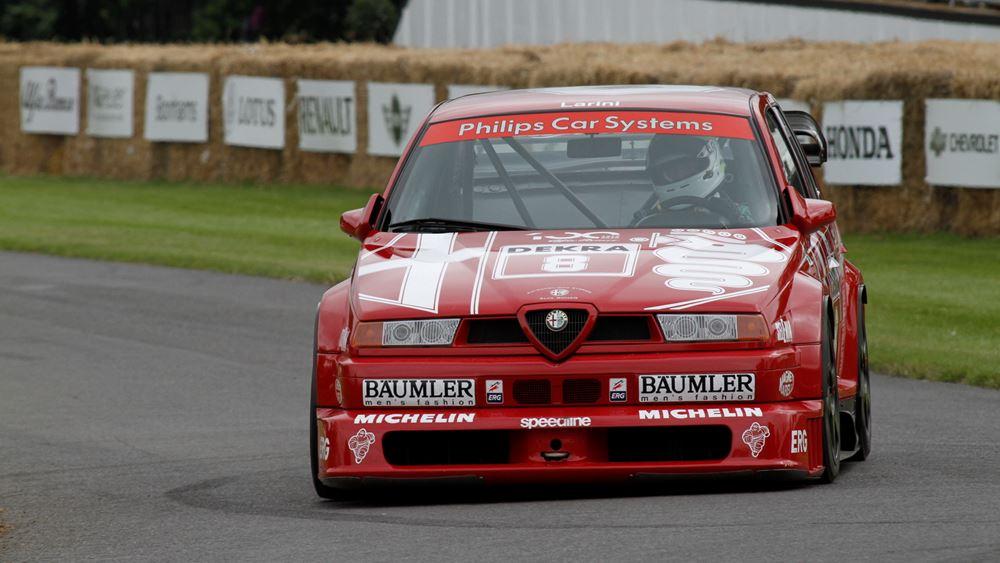 Alfa Romeo Summer Stories: 155 V6 Ti DTM