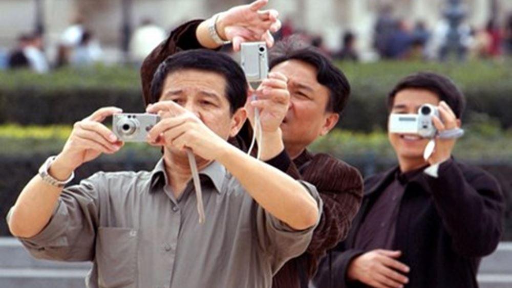 CGTN: Οι Κινέζοι νεαρής ηλικίας επιλέγουν για τις διακοπές τους την Ελλάδα