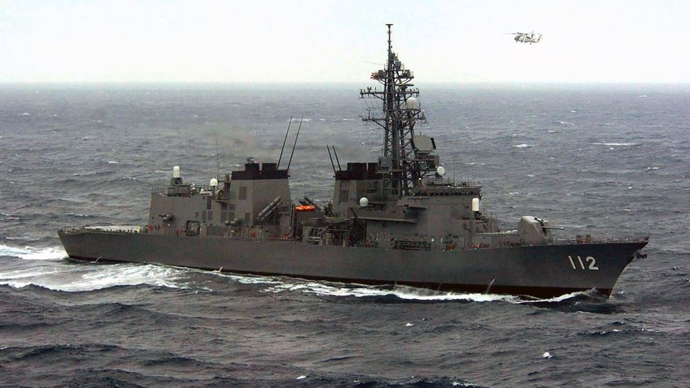 Ιαπωνία: Στέλνει πολεμικό πλοίο στον Κόλπο
