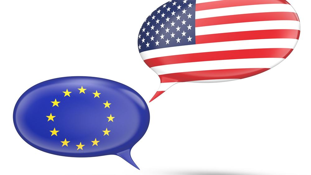 ΕΕ και ΗΠΑ θα έχουν νέες εμπορικές συνομιλίες αύριο στην Ουάσινγκτον
