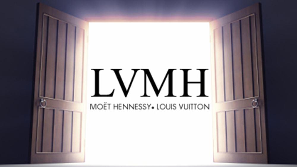 LVMH: Καλύτερα του αναμενόμενου τα αποτελέσματα, ενισχύεται η μετοχή