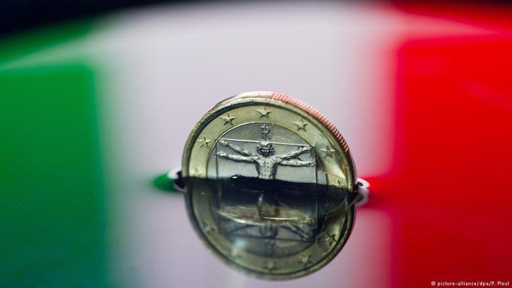Ιταλία: Θα παραμείνει χαμηλή η ανάπτυξη βραχυπρόθεσμα