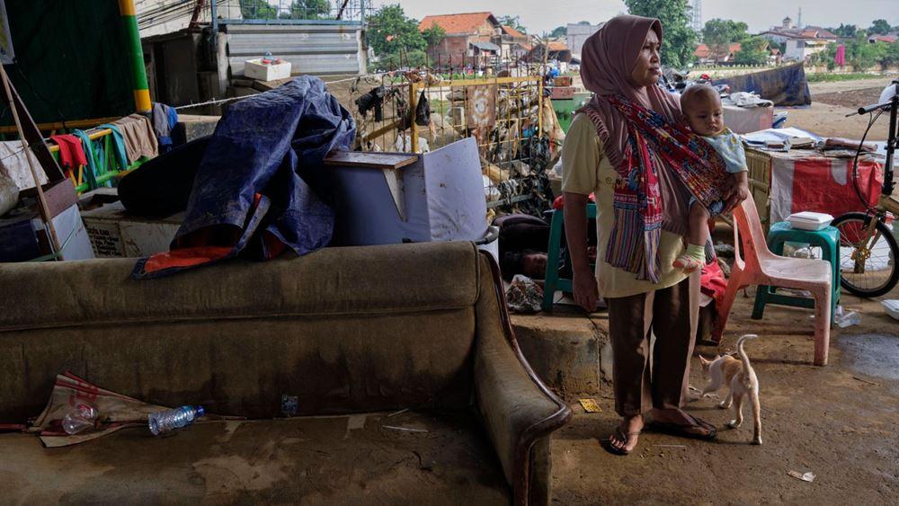 Ινδονησία: Τουλάχιστον 53 νεκροί εξαιτίας των πλημμυρών