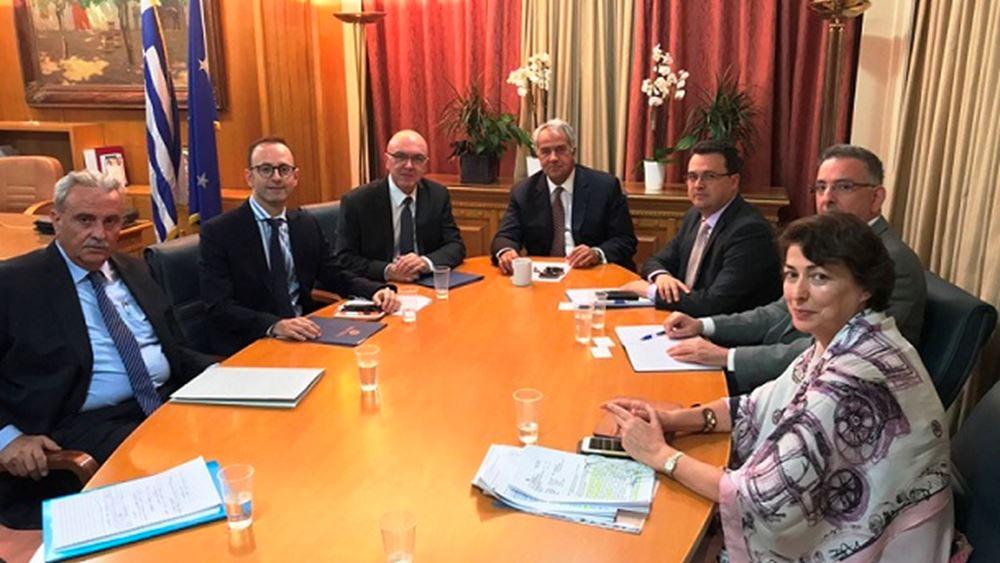 Σύσκεψη για το καθεστώς προστασίας του ελληνικού γιαουρτιού