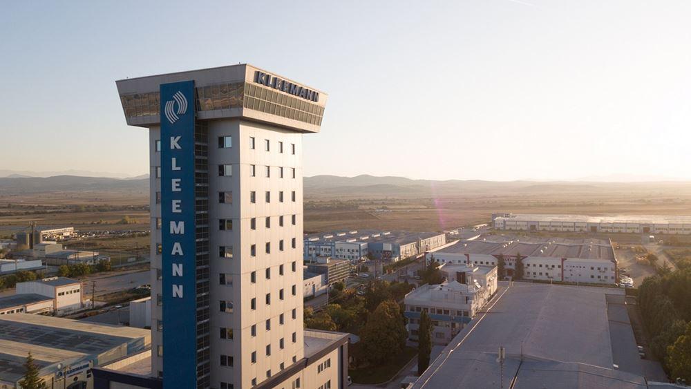 KLEEMANN: Καινοτομεί με τον πρώτο αντιμικροβιακό θάλαμο στην Ελλάδα
