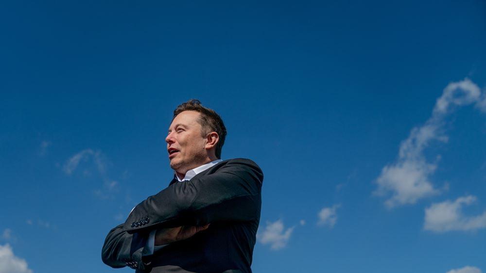 Η περιουσία του Έλον Μασκ αυξήθηκε κατά $6 δισ. μετά την ανακοίνωση περί εισόδου της Tesla στον S&P 500