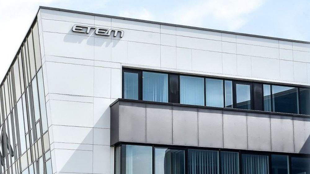 ΕΤΕΜ: Η κορυφαία βιομηχανία διέλασης αλουμινίου συνεχίζει να αναπτύσσεται
