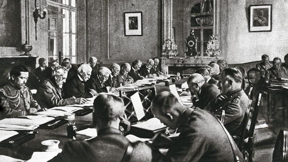 """Το κόμπλεξ της Τουρκίας με τη """"Συνθήκη των Σεβρών"""""""