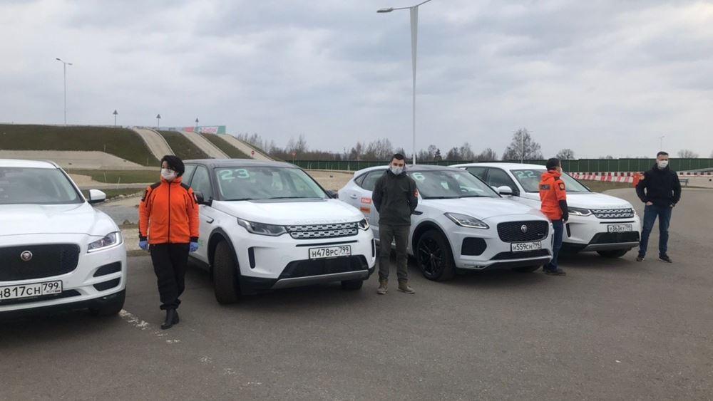 Η συμβολή της Jaguar Land Rover στην αντιμετώπιση του COVID-19