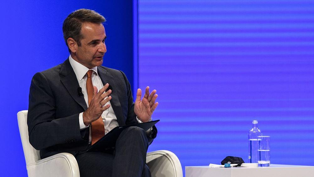 Κ. Μητσοτάκης προς ΣΕΒ: Τώρα είναι η ώρα να επενδύσετε στην Ελλάδα